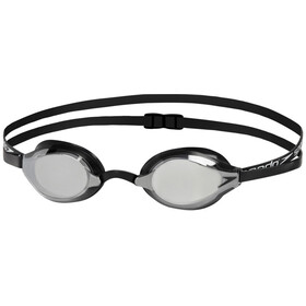 speedo Fastskin Speedsocket 2 Mirror Goggles, black/mirror